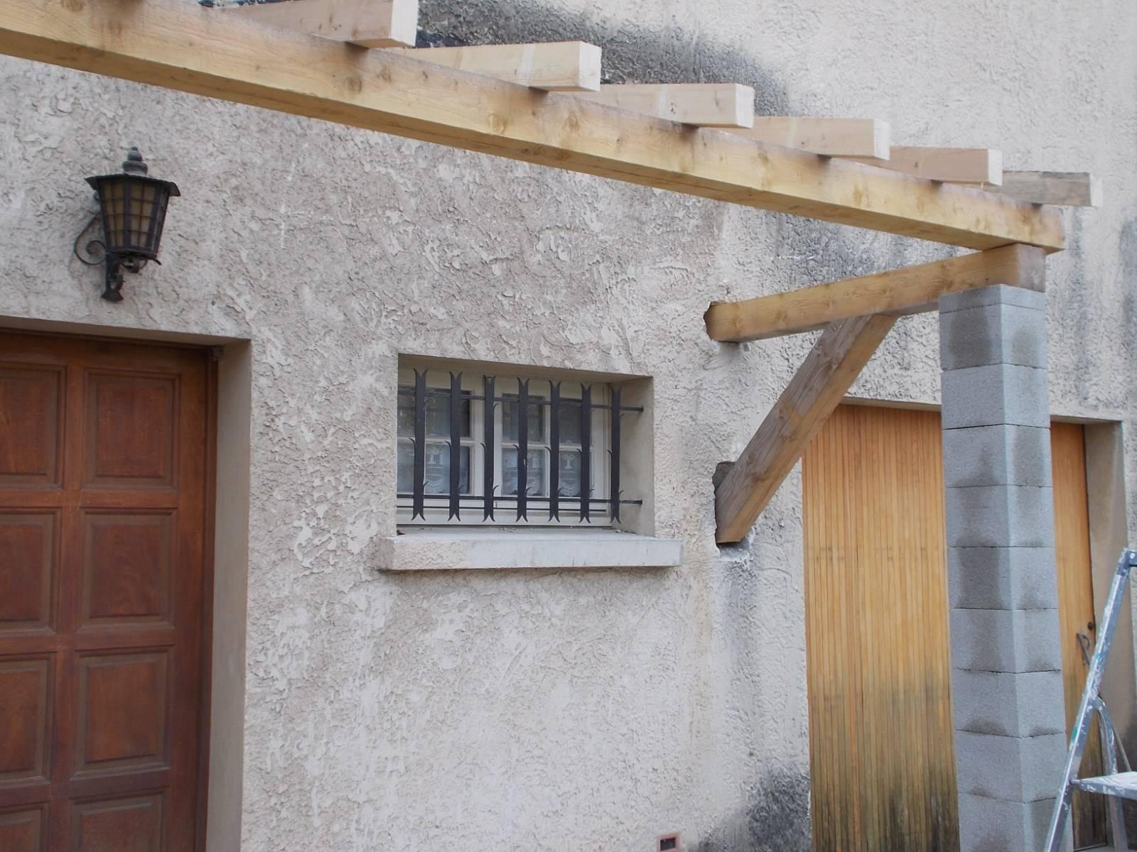 cr ation d 39 une charpente traditionnelle par nos charpentiers salon de provence r novation. Black Bedroom Furniture Sets. Home Design Ideas